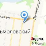 87 отдел полиции на карте Санкт-Петербурга