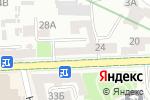 Схема проезда до компании Нотариусы Рыжкова С.С. и Рыжков С.И. в