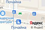 Схема проезда до компании Магазин спецодежды в