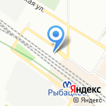 МАР-СПОРТ на карте Санкт-Петербурга