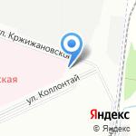 Храм-часовня Иверской иконы Божией матери на карте Санкт-Петербурга