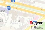Схема проезда до компании Центральный спортивный комплекс в