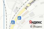 Схема проезда до компании Кои Киев в