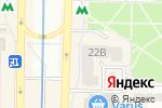 Схема проезда до компании Волконський в