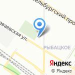 Невская старообрядческая поморская община на карте Санкт-Петербурга