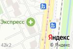 Схема проезда до компании Интернет-магазин товаров для ремонта и интерьера в Санкт-Петербурге