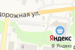 Схема проезда до компании Грузинская пекарня в Кузьмоловском