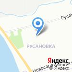 Городская поликлиника №8 на карте Санкт-Петербурга