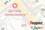 Схема проезда до компании Бондарчук и партнеры в
