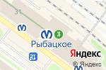 Схема проезда до компании Cheese Photo в Санкт-Петербурге