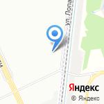 Новая Надежда на карте Санкт-Петербурга