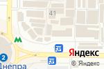 Схема проезда до компании Копейка в