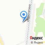 T & T на карте Санкт-Петербурга