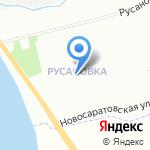 Центр систем безопасности на карте Санкт-Петербурга