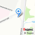 КДМ Плюс на карте Санкт-Петербурга