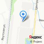БРВ-Мебель на карте Санкт-Петербурга