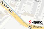 Схема проезда до компании АВК в