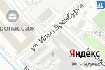 Схема проезда до компании Спецстиль Украина в