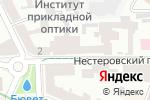 Схема проезда до компании Interbay в