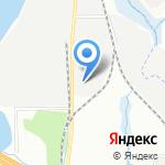Краснознаменец на карте Санкт-Петербурга