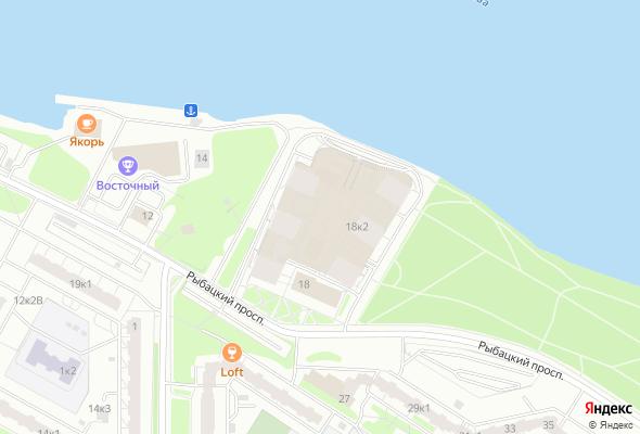 жилой комплекс Речной