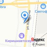 Музей ретро-техники и любителей военной истории на карте Санкт-Петербурга