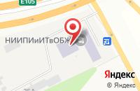 Схема проезда до компании Аптечный пункт в Белово
