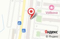 Схема проезда до компании Наш дом в Кудрово