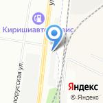 У Антона на карте Санкт-Петербурга