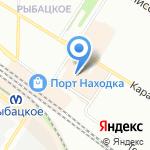 Royal Spirit на карте Санкт-Петербурга