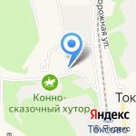 Виста на карте Санкт-Петербурга