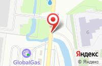 Схема проезда до компании Трайв комплект в Кудрово