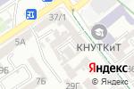 Схема проезда до компании Укрлісмаркетинг, ДП в