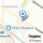 Bella на карте Санкт-Петербурга