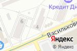 Схема проезда до компании Татошка в