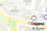Схема проезда до компании Нотариус Кирюхова Н.С. в