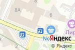 Схема проезда до компании Сувенир.ко в