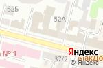 Схема проезда до компании Биокодекс Украина в