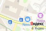 Схема проезда до компании Сбербанк, ПАО в