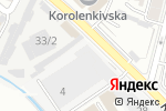 Схема проезда до компании Укравторесурс, ПАО в