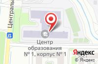 Схема проезда до компании Средняя общеобразовательная школа №1 с дошкольным отделением в Кудрово