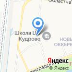 Аурика на карте Санкт-Петербурга