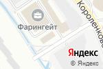 Схема проезда до компании Перша, ПрАТ в