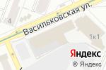 Схема проезда до компании Княжа Вієнна Іншуранс Груп, ПрАТ в
