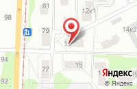 Схема проезда до компании Стиль в Санкт-Петербурге