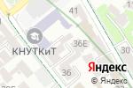 Схема проезда до компании Українська спілка ветеранів Афганістану в