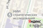 Схема проезда до компании Ореховський та Коломієць в