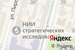 Схема проезда до компании Нотариус Скульская Т.А. в