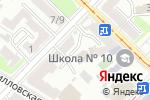 Схема проезда до компании Frame-House Ukraine в