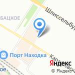 МедЭстетикЦентр на карте Санкт-Петербурга